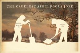 CruelestAprilFool
